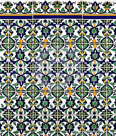 Azulejos medievales