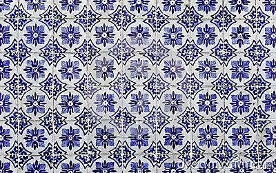 Azulejos portugueses antiguos imagen de archivo imagen for Azulejos clasicos