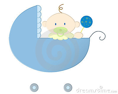 Azules de bebé