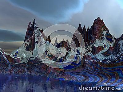 Azure Mountains of Cerolon