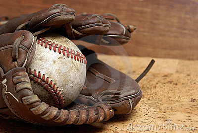 Béisbol y guante