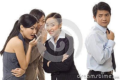 Büro-Klatsch 2