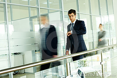 Büroleben