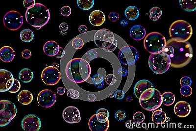 Bąbla mydło