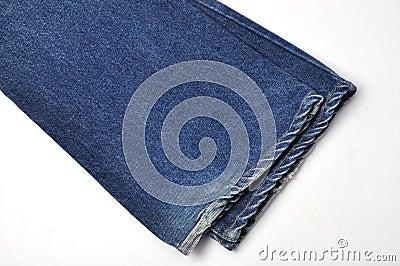 Błękitny cajg