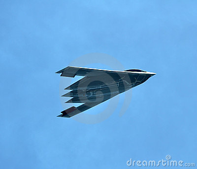 B2 Spirit Editorial Stock Image
