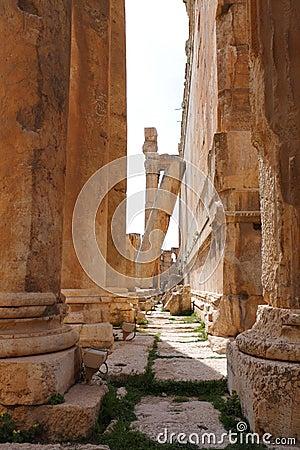 Baalbeck, Lebanon
