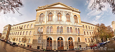 Babes-Bolyai University, Cluj, Romania