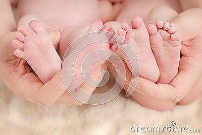 Babies feet