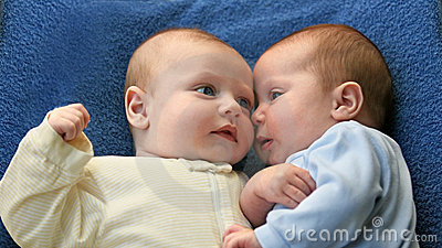 Babies' Secret Royalty Free Stock Photos - Image: 1383988