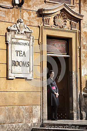 English Tea Room Instrumental