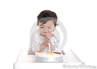 Baby 1st cake