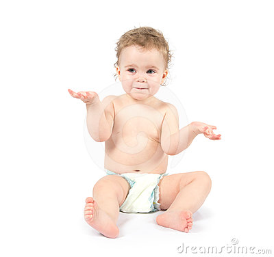 Free Baby Royalty Free Stock Photography - 24299857