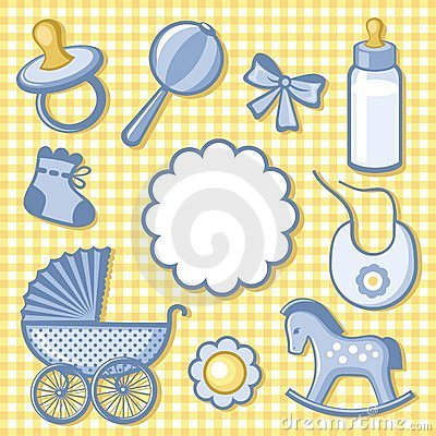 Free Baby Accesory Royalty Free Stock Photos - 13444408