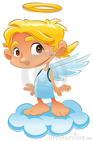 Free Baby Angel Stock Photo - 8341280