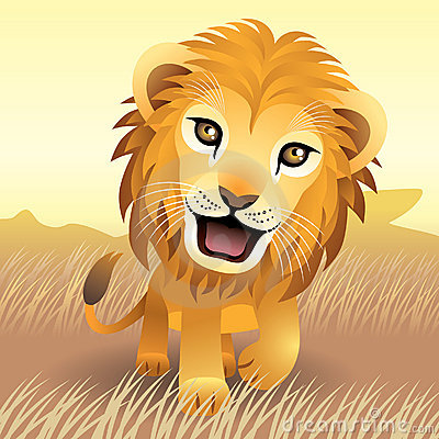 Free Baby Animal Collection: Lion Stock Photos - 8034603