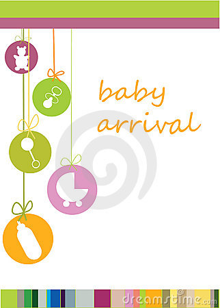 Free Baby Arrival Stock Photography - 9288262