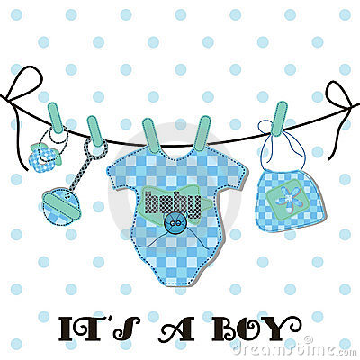 Baby arrival items