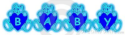 Baby Bears Blue