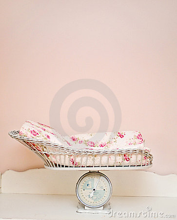 Free Baby Bed Stock Photo - 4273140