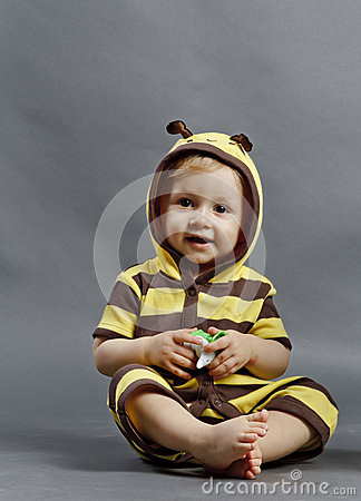 Free Baby Bee Stock Photo - 26760050