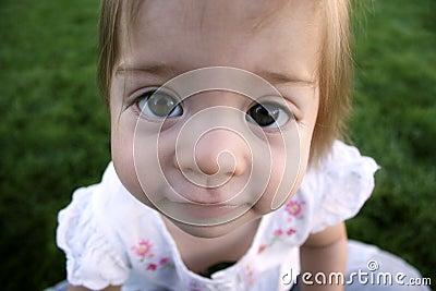 Baby Big Eyes