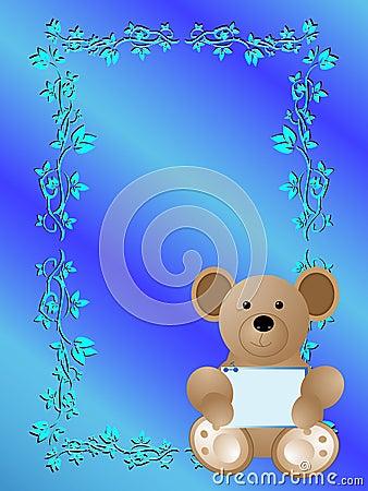 Baby birth announcement card it s a boy