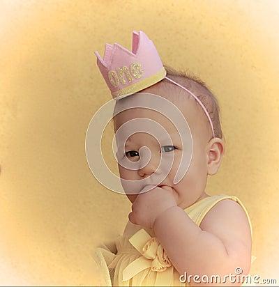 Baby birthday One