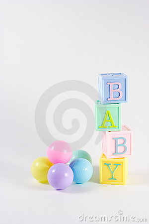 Free Baby Blocks Royalty Free Stock Images - 368709