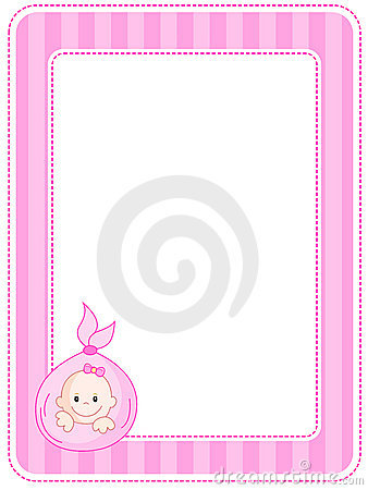 Clipart Baby Shower Borders