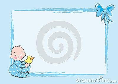 Baby Boy Stock Photography Image 12655712