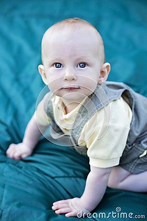 Free Baby Boy Stock Photography - 21868852