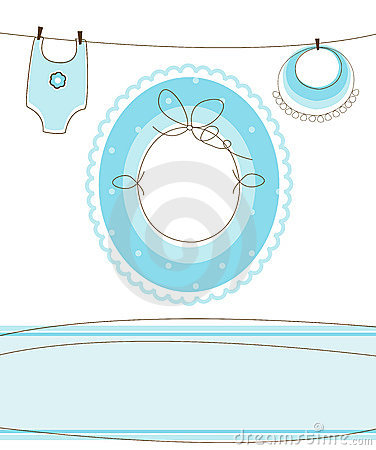 Baby boy arrival design