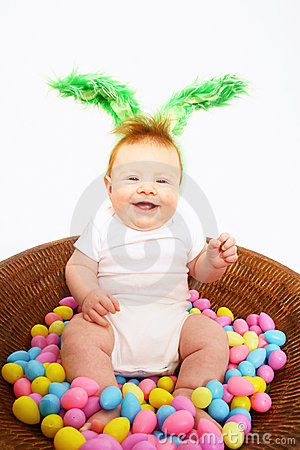 Baby model series forum message boards cute redhead baby baby boy in basket for easter negle Images