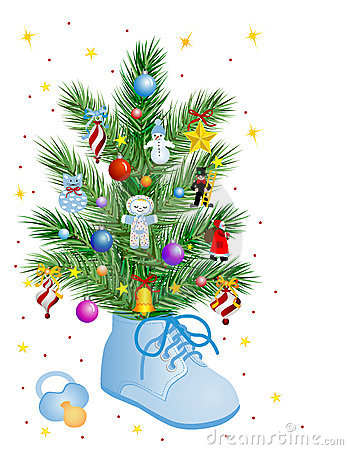 Baby Boy - Christmas
