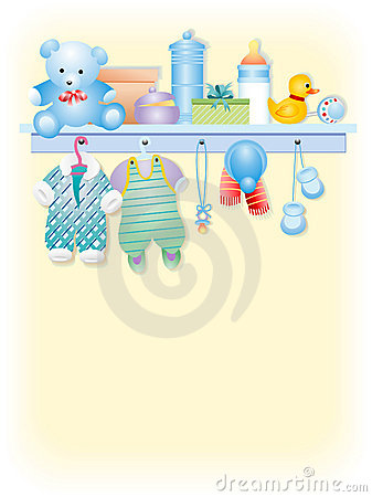 Free Baby Boy Garment Stock Images - 6156904