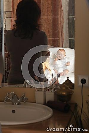 Baby boy 6 months