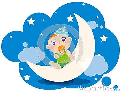 Baby boy s dream