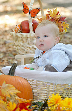 Baby Boy: Thanksgiving, Halloween