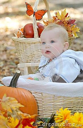 Baby Boy: Thanksgiving, Halloween