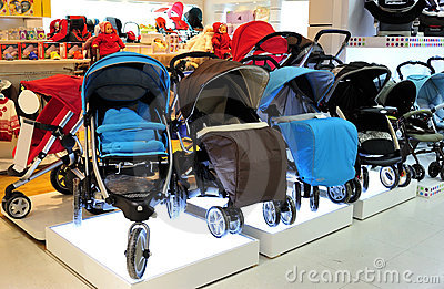 Baby buggy Store
