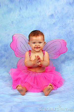 Free Baby Butterfly Royalty Free Stock Photography - 17092187