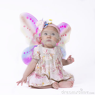 Free Baby Butterfly Stock Photo - 50673990