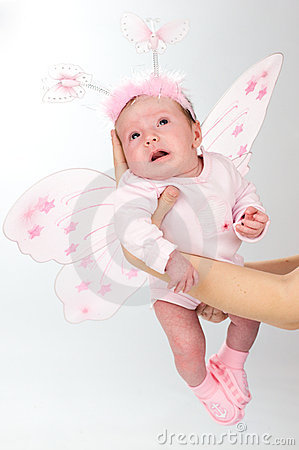 Free Baby Butterfly Royalty Free Stock Images - 5522189