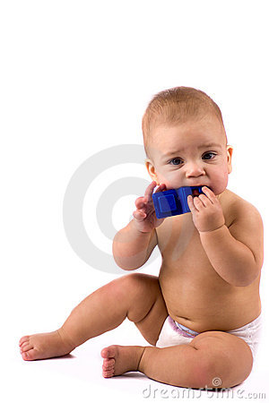 Free Baby Chewing Toy Royalty Free Stock Photography - 3602567