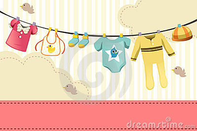 Baby clothings