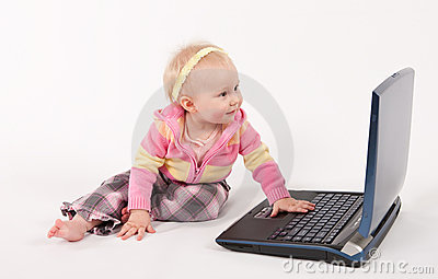 Baby and Computer