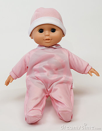 Free Baby Doll Royalty Free Stock Photos - 11336188