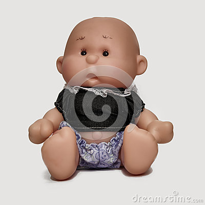 Free Baby Doll Stock Images - 53544934
