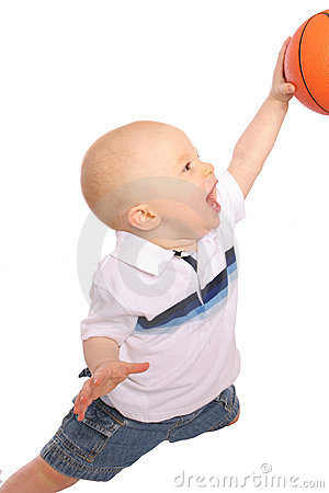Baby Dunking